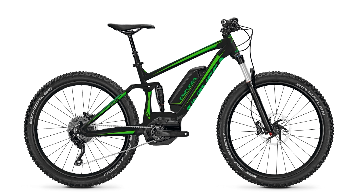 MTB Renegade with electric motor Bosch CX